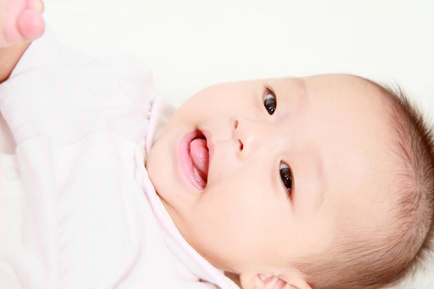 点 赤ちゃん 舌 黒い