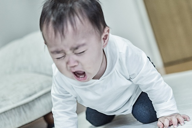 赤ちゃん 胃液 吐く