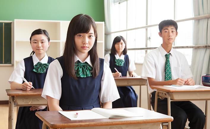 私立高校、公立高校の推薦入試、...