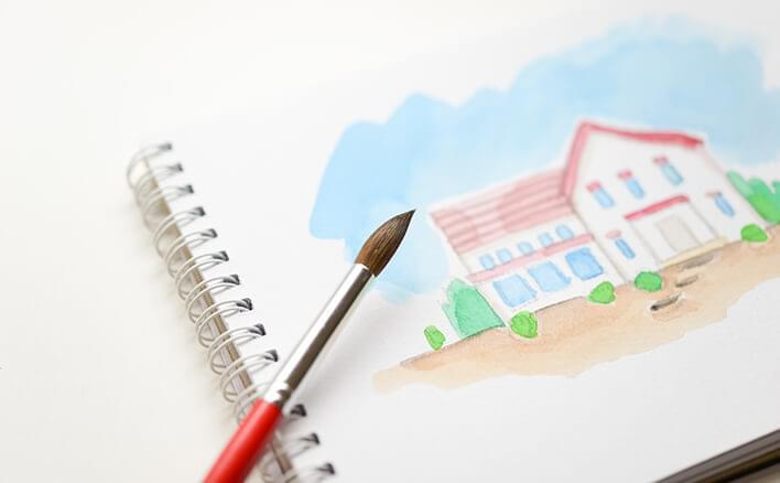 水彩画を上手に描きたい! ~色の塗り方 1~|ベネッセ教育情報