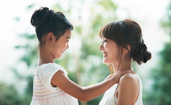 親子の信頼関係を築くためのポイント4つ  ベネッセ教育情報サイト