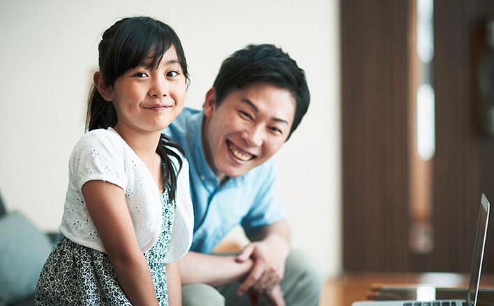 親子で過ごす時間が子供の学習能力を底上げする! ベネッセ教育情報サイト